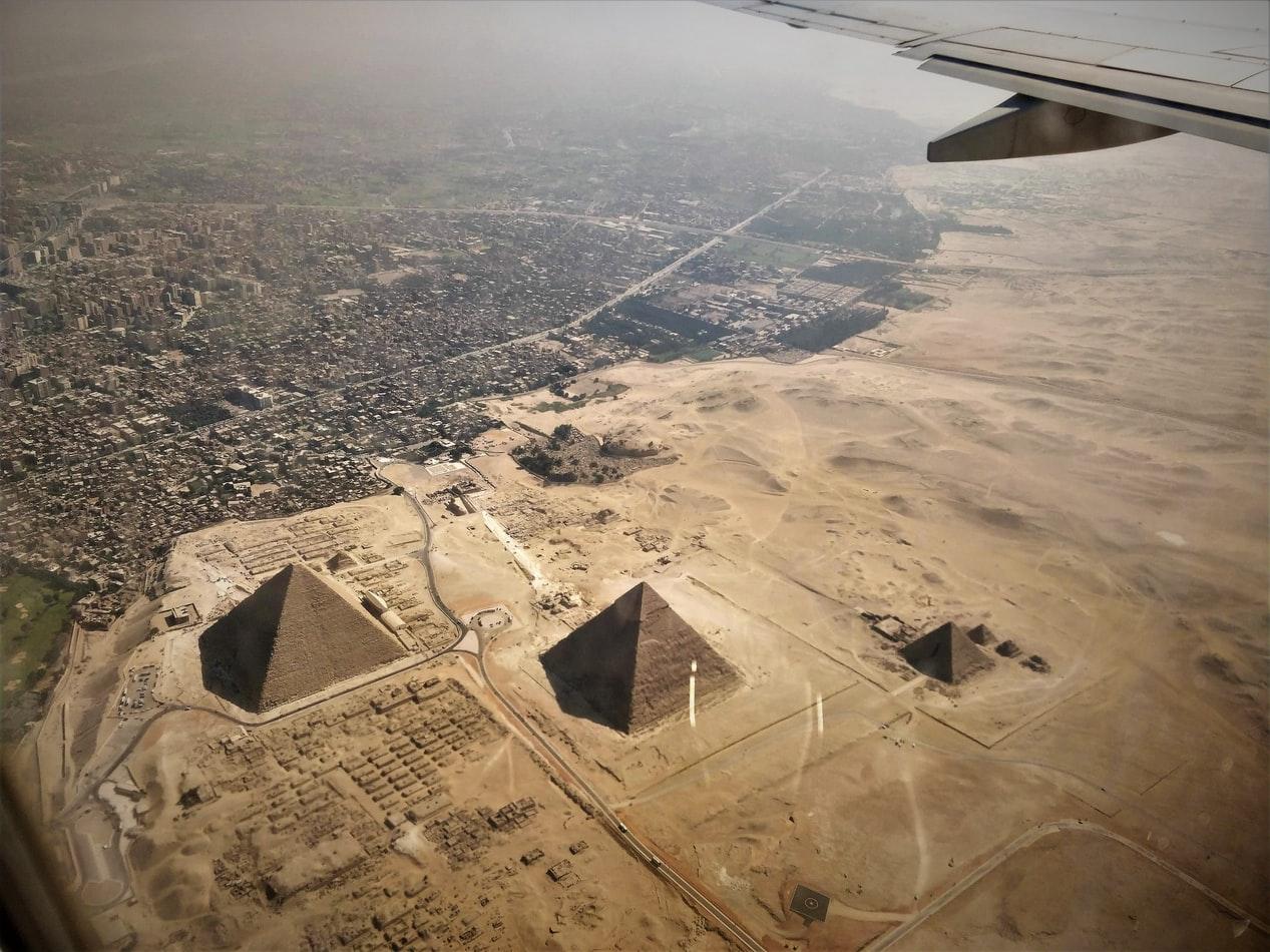 Caïro piramide