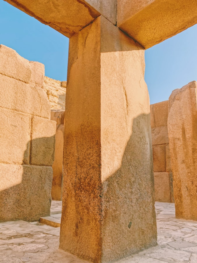 Saqqara-egypte