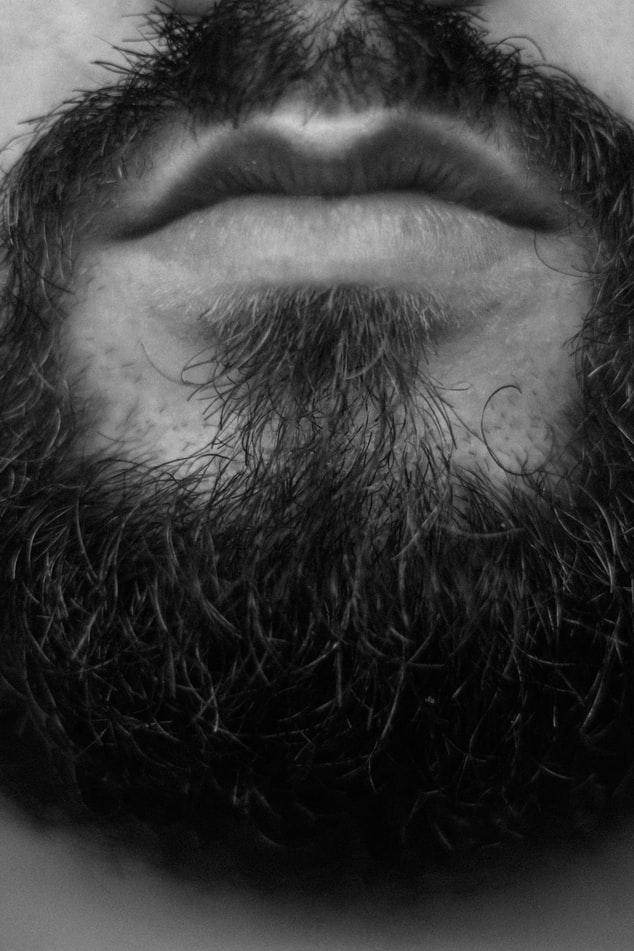 baard-zwart-wit
