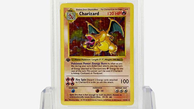 eerste-Charizard-pokemon-kaart-zeldzaam