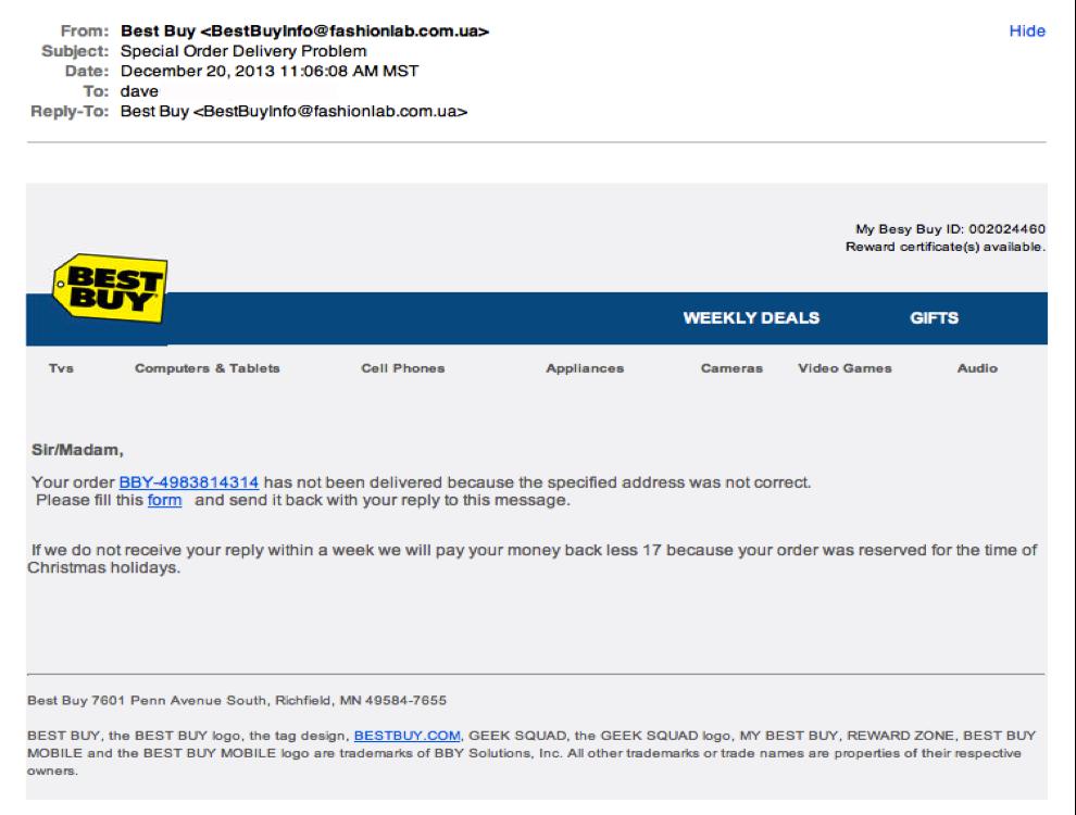 phishing-mail