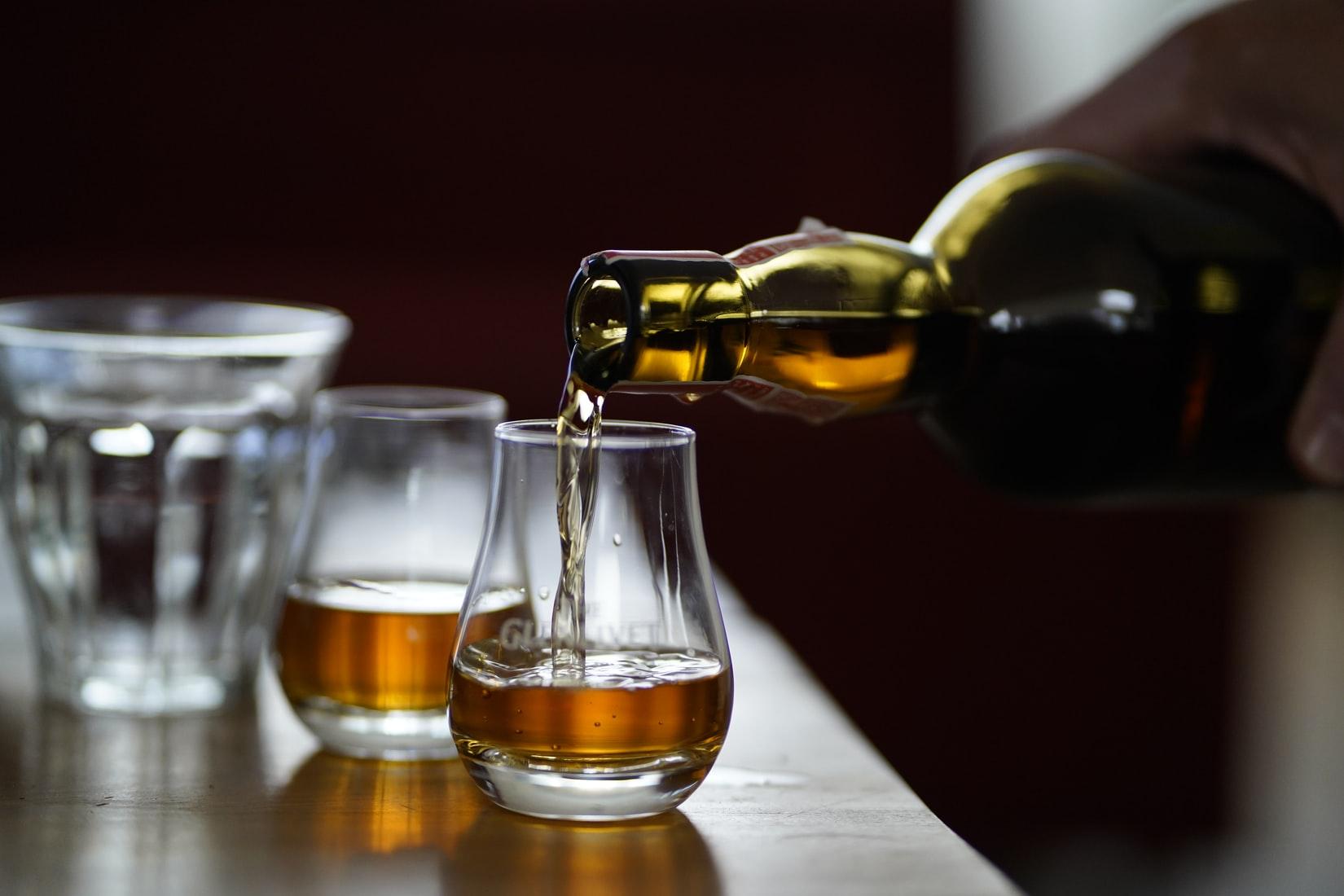 Lagavulin-whiskey