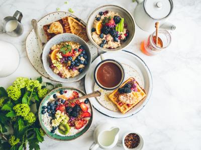 eiwitrijk-ontbijt