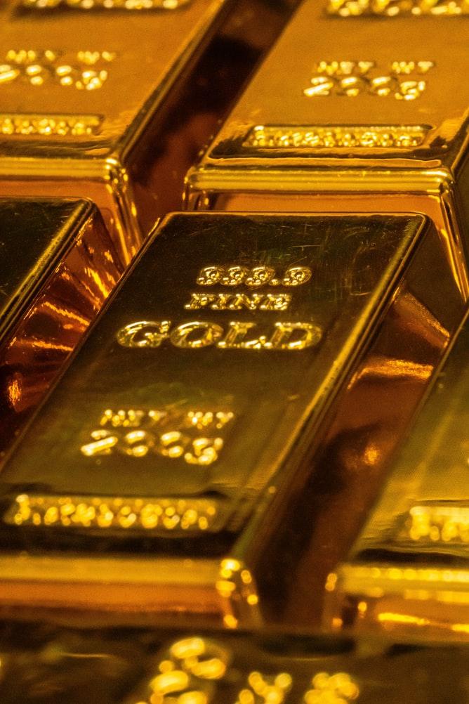 goud-blokken