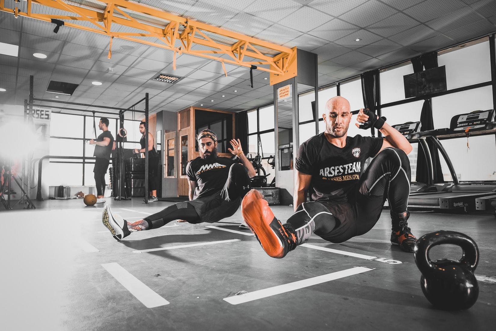 sporten-man-fit