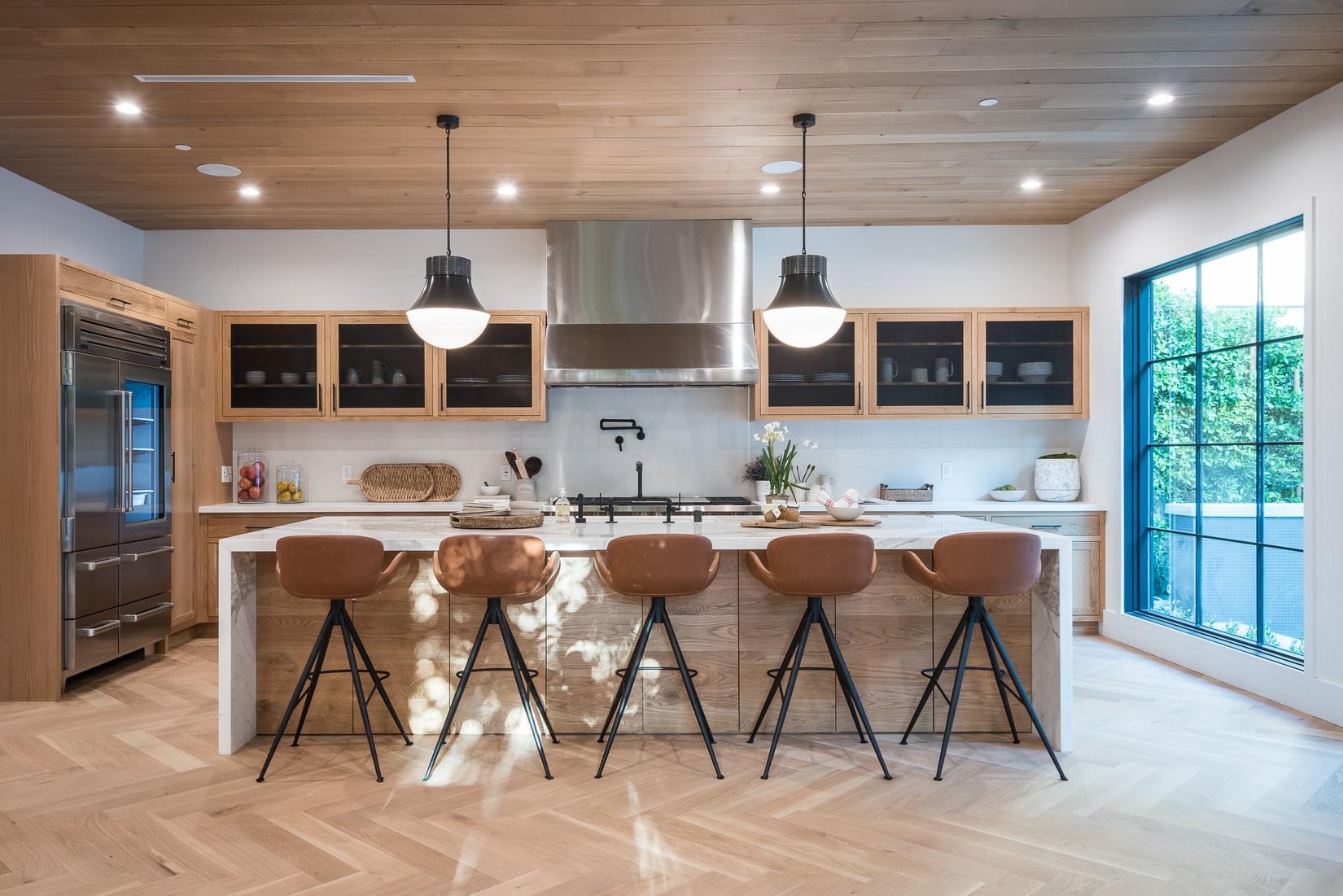 strakke-houten-keuken