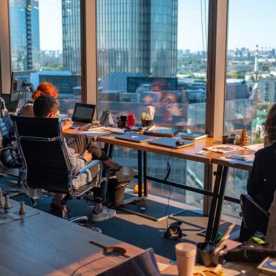kantoor-uitzicht-werknemers