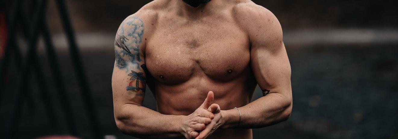 man-fit-lichaam