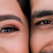 man-vrouw-huid-hoofd