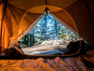 kamperen-tent
