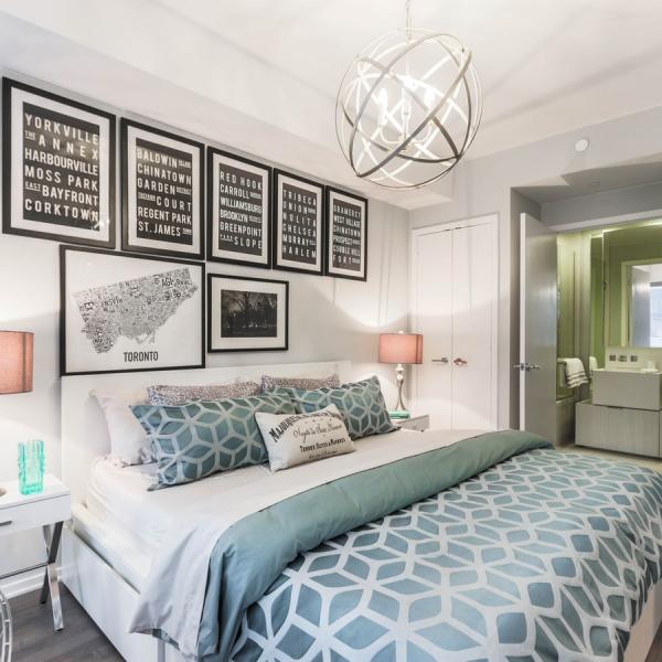 slaapkamer-blauw-wit-modern