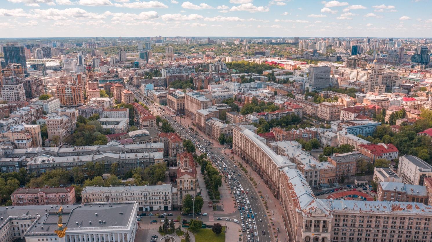 Oekraïne-kyiv