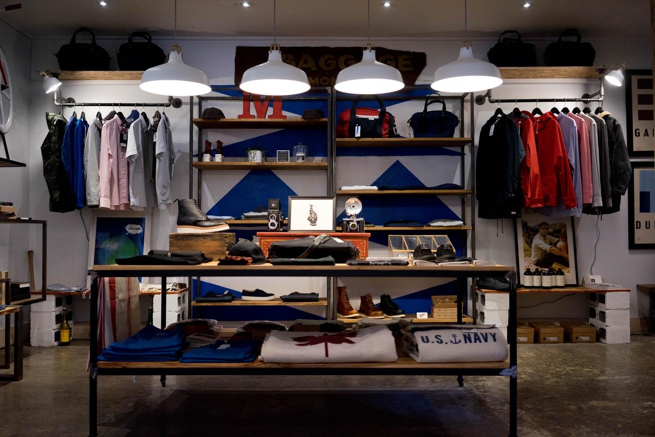 kleding-winkel