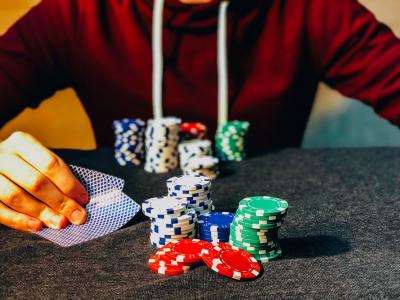 poker-munten-kaarten