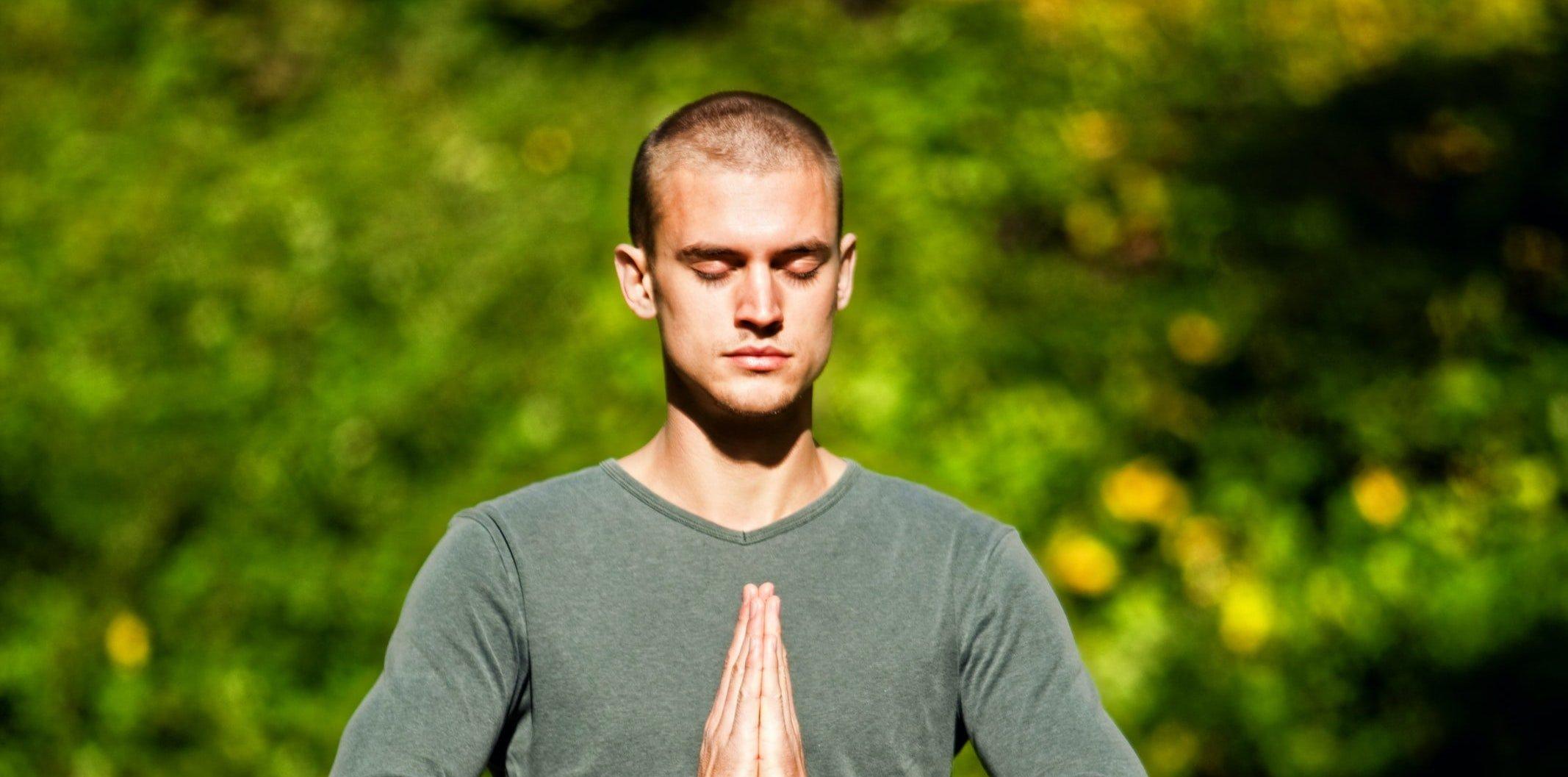 meditatie-man-kaal