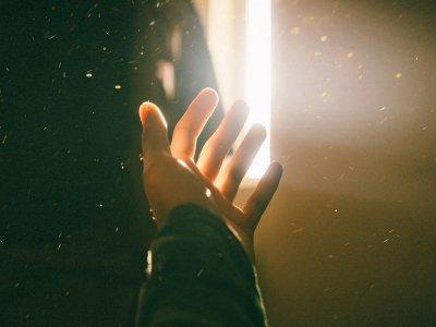 hand-diffuus-licht