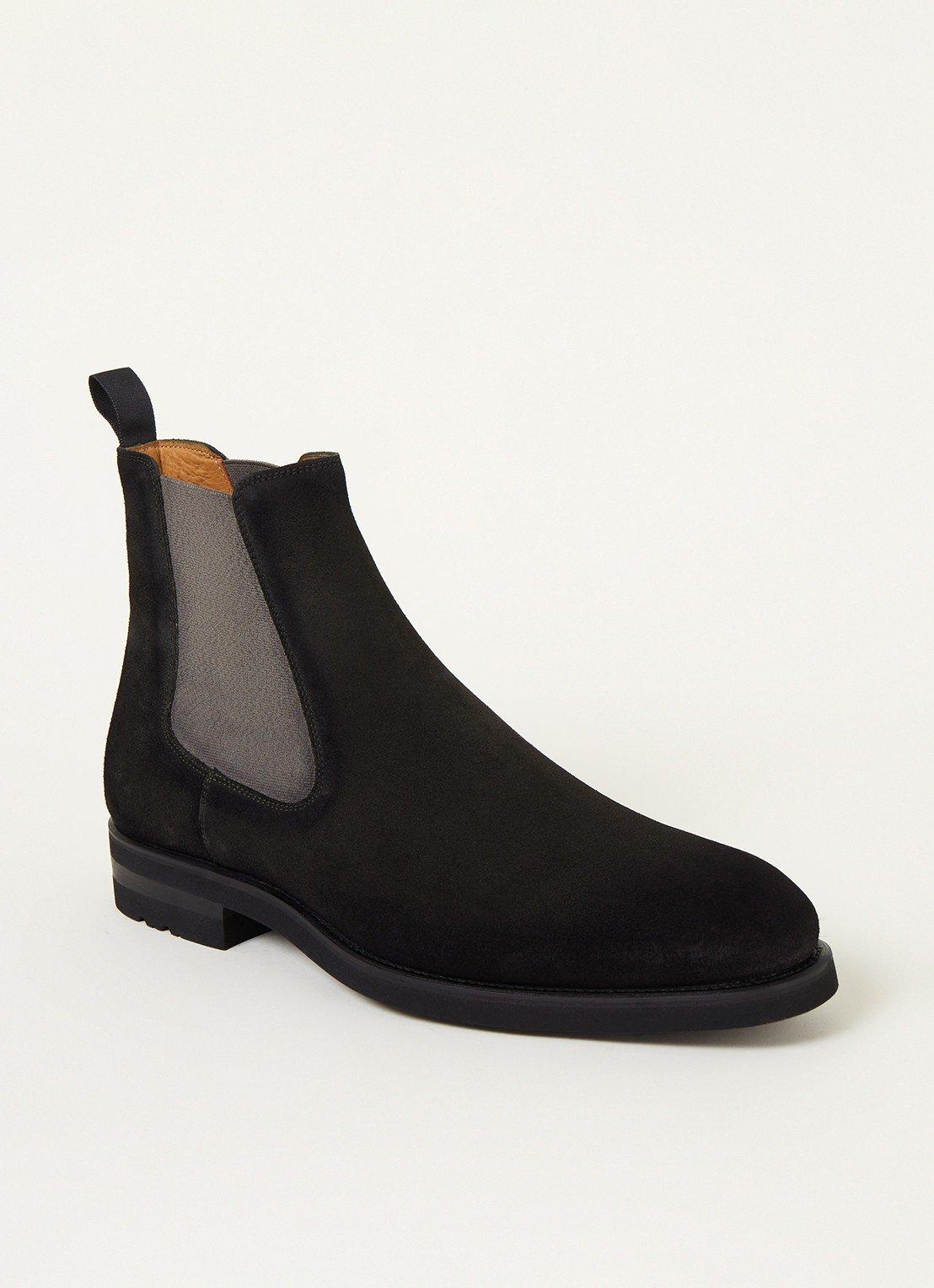 suède-chelsea-boots